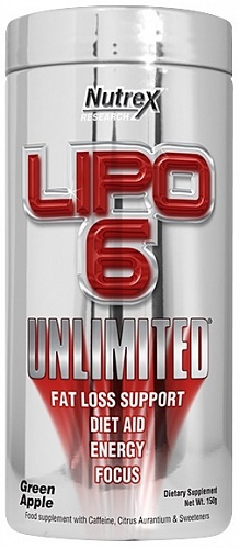 Lipo 6 Unlimited powder